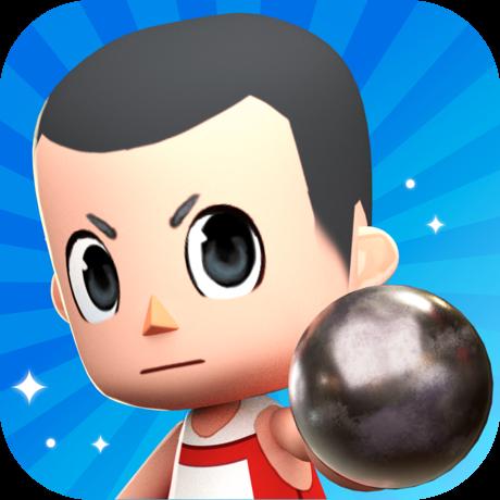 ハンマー投げ - おもしろいゲーム